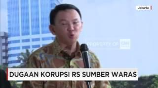 Direktur Bidang Umum dan SDM Rumah Sakit Sumber Waras Jakarta Abraham Tedjanegara kembali menegaskan.