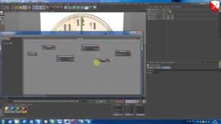 Cinema 4d xpresso - урок-40 Математика-2