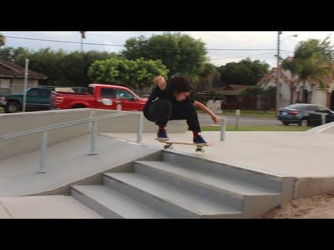 POP Redemption- JP OLLIE UP 4 STAIR
