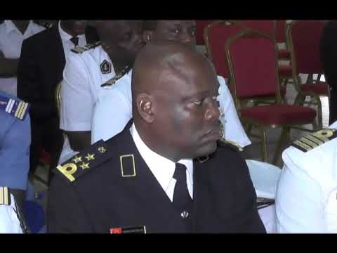 CAMEROON- GULF GUINEA COUNTRIES DISCUSS ON HOW TO FIGHT SEA PIRACY.