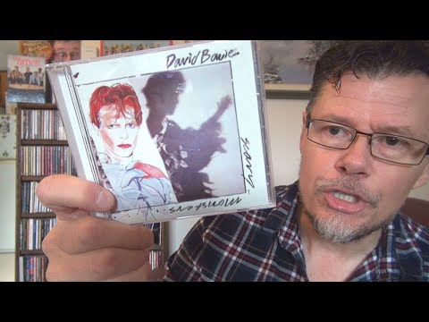 David Bowie CD Collection, Turning 60 And More