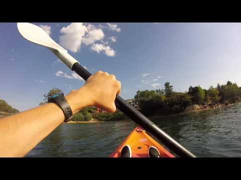 Kayak Caniçada Gerês