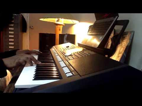 Lord of The Rings Themes Piano Cover  Keyboard Yamaha