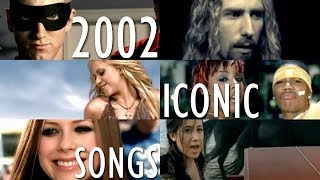 2002 HITS (120 ICONIC SONGS)