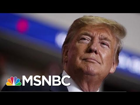 Joe: What Does President Donald Trump See In Going To New Mexico? | Morning Joe | MSNBC