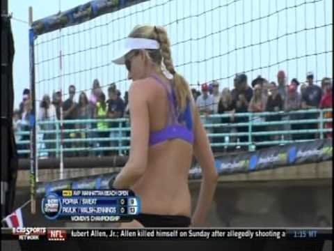 AVP Volleyball 2013 Manhattan Open Women's Final