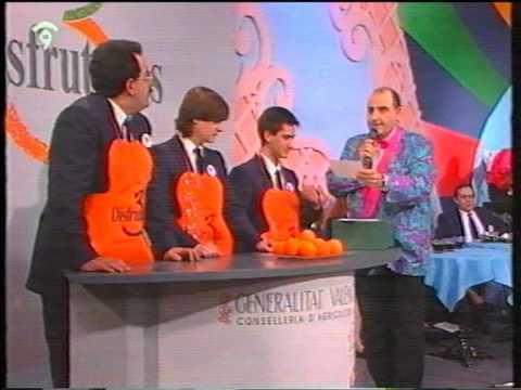 El show de Joan Monleón de C-9 (COMPLET)(1990) Pedreguer