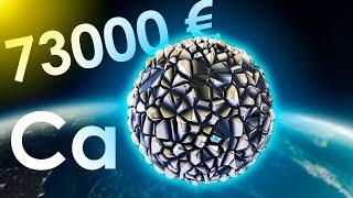 Зачем Нужен КАЛЬЦИЙ ЗА 73000 Евро?