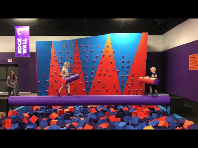 Altitude Trampoline Park in Gilbert, AZ - Phoenix With Kids