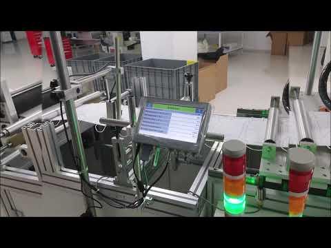 EC-JET ECH900 Termal İnkjet Kodlama Makinası