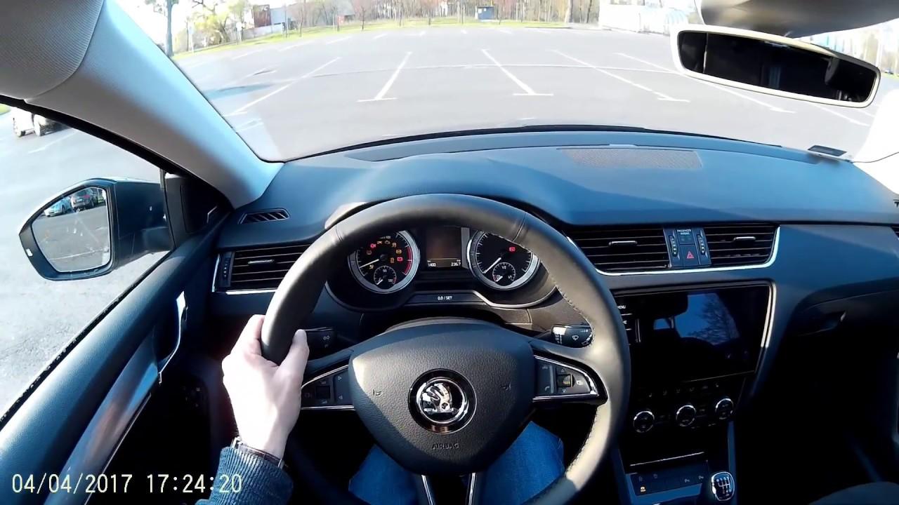 e8e564b1c7 Test Drive Skoda Octavia 3FL 1.4 Tsi 150 km Style - YouTube