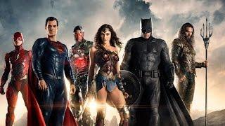 Лига Справедливости  Трейлер 1 (2017) HD