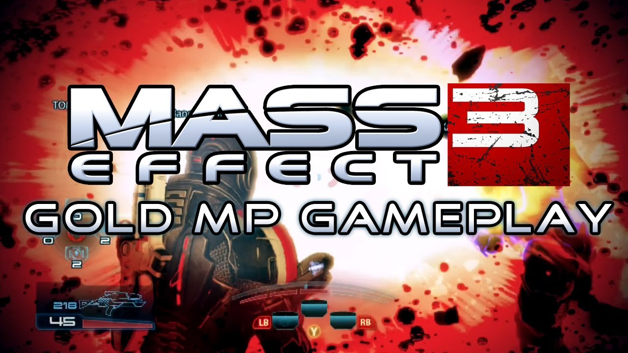 Mass Effect 3 Gold Multiplayer Gameplay Tipps Youtube