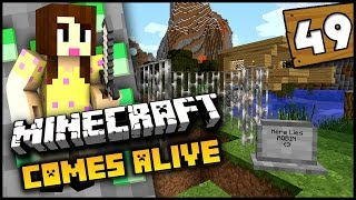 ROBIN IS DEAD! - Minecraft Comes Alive 2 - EP 49