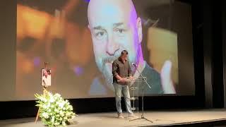 Edin Škorić održao govor na Gruovoj komemoraciji