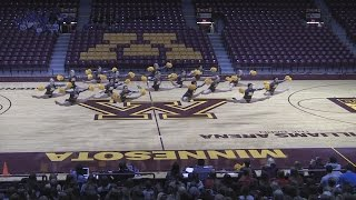University of Minnesota Dance Team POM 2016