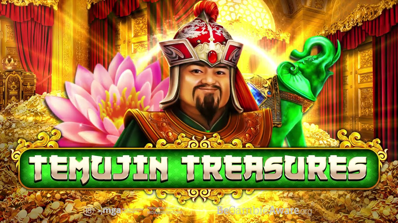 Temujin Treasures Slot Play Free ▷ RTP 96.5% & High Volatility video preview
