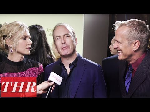 Bob Odenkirk, Rhea Seehorn, & Patrick Fabian on 'Better Call Saul' International Appeal  THR