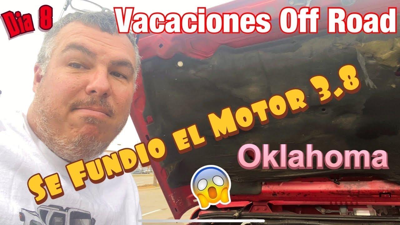 Vacaciones Off Road en New Mexico Dia 8- Se Fundio el Motor by Waldys Off Road