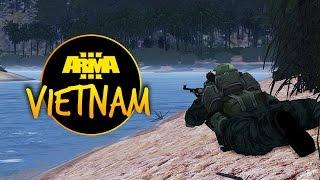 VIETNAM : EP 2 - LA COLLINE A DES YEUX - ARMA 3 [Gameplay FR]