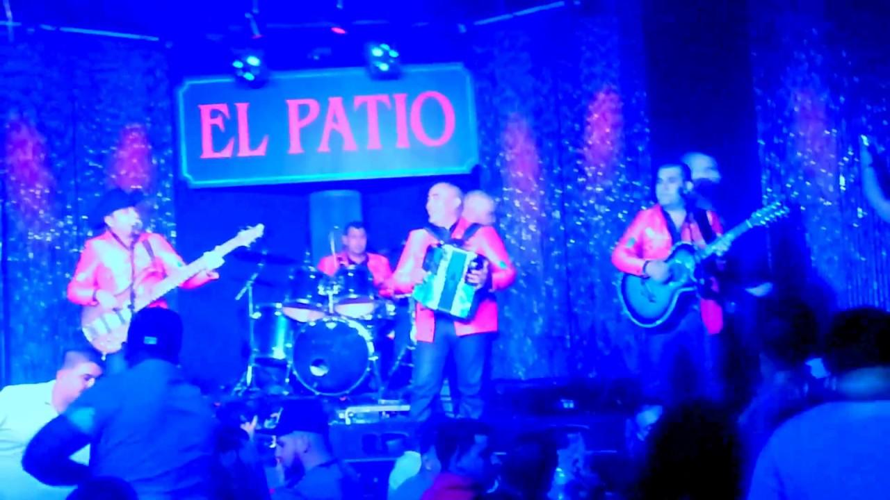 Wonderful Los Nuevosl Rebeldes At El Patio Night Club