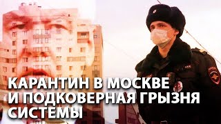 Фото Карантин в Москве и подковерная грызня системы