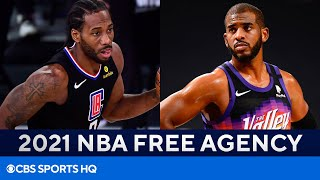 2021 NBA Free Agency Lookahead: Kawhi Leonard, Chris Paul, & MORE
