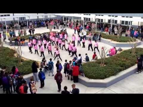 Paul R. Smith Middle School Flash Mob