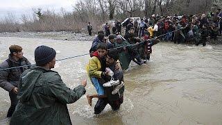 اللاجئون يجدون طريقا بديلا للوصول إلى أوربا الغربية عبر البلقان    14-3-2016