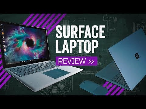 Thumbnail: Surface Laptop Review