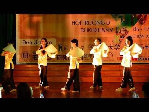 [Kouhaku 2015] Dân ca ba miền - Hồn quê