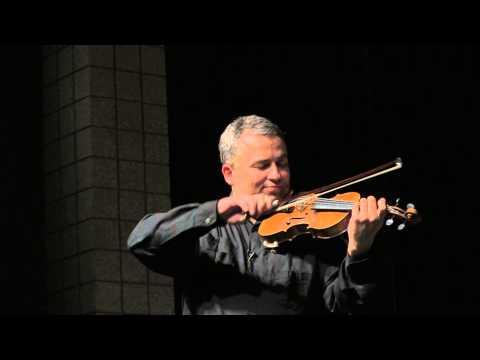 Barber Violin Concerto Op. 14 - Presto in moto perpetuo