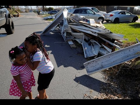 PBS NewsHour: Hurricane Michael's toll on Florida children's mental health