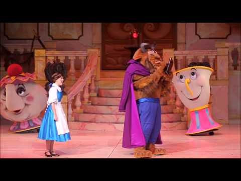 Beauty and the Beast Live on Stage - Disney's Hollywood Stud