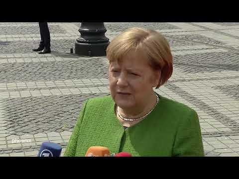 Statement von Angela Merkel im Vorfeld des EU-Gipfels in Rumänien am 09.05.19