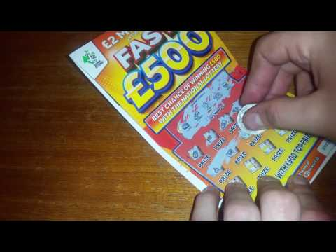 SCRATCHCARD EPISODE 15 (CHASING THE JACKPOT) part 1