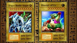 Yugioh Forbidden Memories 2 - Las Fusiones más Fuertes (Las Mejores)