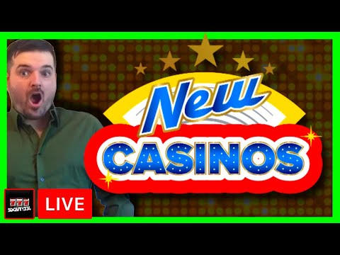 Let's Explore A New Casino! $1,000.00 Casino LIVE Stream!