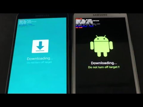 Stuck in Downloading...Do not turn off Target!! - Easy Fix ALL SAMSUNG GALAXY PHONES