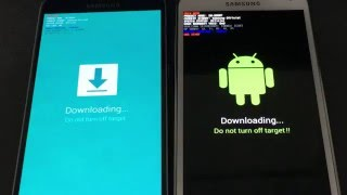 "Stuck in ""Downloading...Do not turn off Target!! - Easy Fix ALL SAMSUNG GALAXY PHONES"