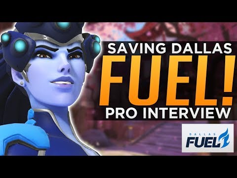Overwatch: The Coach that Saved Dallas Fuel! - Aero Interview