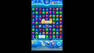 Jewel Pop Mania:Match 3 Puzzle Level 31 ( Jewel Ice Episode ) - Walkthrough ( No Booster ) screenshot 4