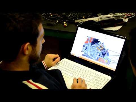 Race UP Team Design phase 2015 - progettazione