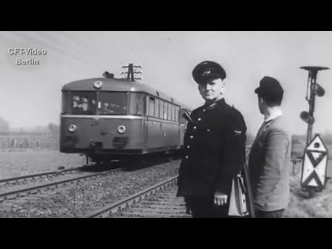 Ausbildung bei der DB in den 50er Jahren
