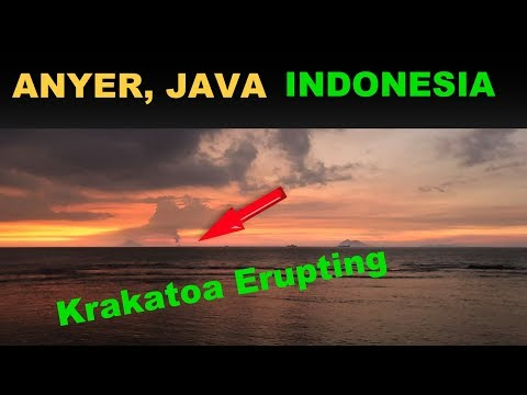 A Tourist's Guide to Anyer Beach, Java, Indonesia