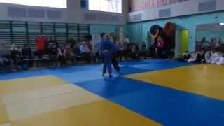 Виктория Труханова, 1 дан реального айкидо(, 2015-04-25T22:36:31.000Z)