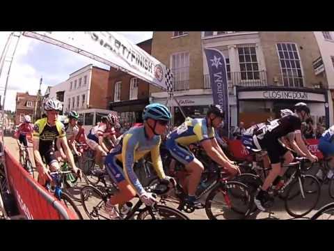 Winchester Criterium 2015 - Mens CAT 3 Race