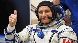 David Saint-Jacques reflects on his time in space