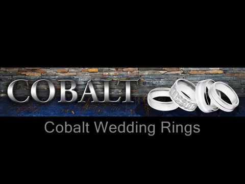 Cobalt Wedding Rings