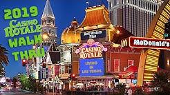 Casino Royale Walk Thru 2019